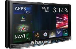 Pioneer AVIC-7200NEX RB DVD/CD Player 7 GPS Bluetooth HD Radio CarPlay Ready