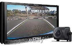 Pioneer AVIC-7201NEX 2 DIN GPS BLUETOOTH DVD/CD Player CARPLAY + ND-BC8 CAMERA
