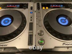 Pioneer CDJ-800MK2 2 SET Pair CD/Digital Media Player DJ Player Working