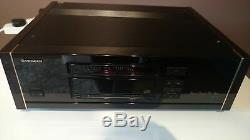 Pioneer Compact Disk CD Player PD-93 Remote Good Condition Top Range Referece