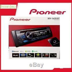 Pioneer DEH-S4250BT DEH-S4200BT Car CD Player Receiver Bluetooth Aux USB REMOTE
