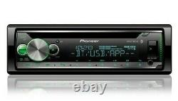 Pioneer DEH-S5200BT Bluetooth Car Stereo CD Player Receiver with USB AUX