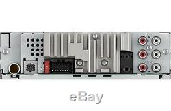 Pioneer DEH-S7200BHS CD/MP3 Player Bluetooth AUX Input HD Radio XM Radio Ready