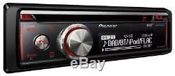 Pioneer DEH-X8700DAB CD/MP3-Autoradio Bluetooth DAB USB iPod inkl. DAB-Antenne