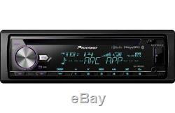 Pioneer DEH-X8800BHS CD/MP3/USB Player Bluetooth HD Radio Siri Eyes MIXTRAX