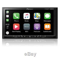 Pioneer DMH-1500NEX RB Digital Media Player 7 Bluetooth CarPlay Android Auto