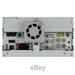 Pioneer Double 2 Din AVH-500EX RB DVD/CD Player 6.2 Bluetooth SiriusXM AUX USB