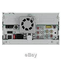 Pioneer Double 2 Din AVH-600EX DVD/CD Player 7 Bluetooth SiriusXM AUX USB