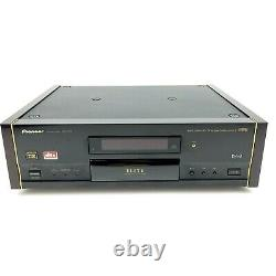 Pioneer Elite DV-09 High End Reference DVD/CD Player Tested & Working
