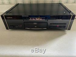 Pioneer Elite PD-65 CD Player Featuring the Legato Link