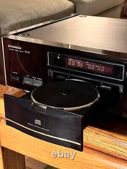 Pioneer Elite PD-65 CD Player (Laser Assembly Replaced / With Remote)