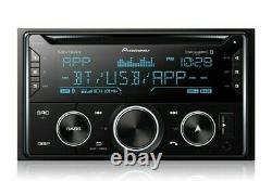 Pioneer FH-S720BS 2-DIN Bluetooth Car Stereo CD Receiver Player FHS720