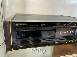 Pioneer PD-91 Compact Disc CD Player mit Holzwangen TOP