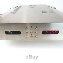 Primare 200 System 203 Tuner, 204 Gold Top CD Player, 201 & 202 Amplifiers