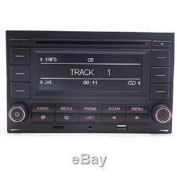 RCN210 Autoradio w. Bluetooth CD Player SD MP3 USB für VW Golf MK4 Passat B5 Polo