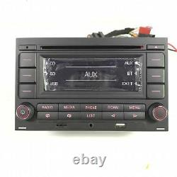 RCN210 CD Player USB MP3 AUX Bluetooth For VW Golf Jetta MK4 P
