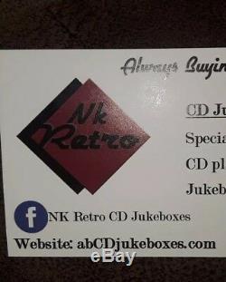 REPAIR SERVICE PHILIPS Cdm3 REPAIR Jukebox Juke Box player cd Rowe rockola