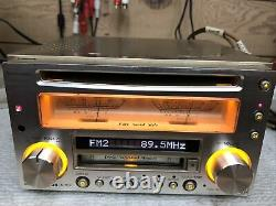 Rare panasonic CQ-VX5500 CD Player Made in Japan PURE SOUND STYLE
