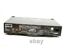 Rotel DVD/CD Player Model RDV-1040 Works Great