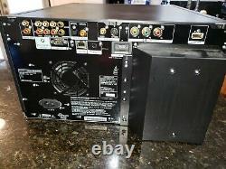 SONY BDP-CX7000ES 400 Disc Blu-ray, DVD & CD Player & Power Cord Control4