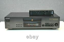 SONY CDP-XB630 CD-Player mit CD-Text Top Zustand