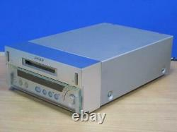 SONY MDS-SD1 Minidisc MD Deck Player Recorder Audio working