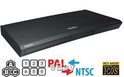 Samsung M7500 Uhd Region Free Blu Ray Player Multi Zone All Region Codefree 4k