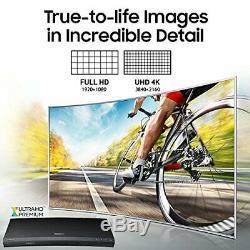 Samsung, UBD-K8500/Z4, 4K Ultra HD Blu-ray Player