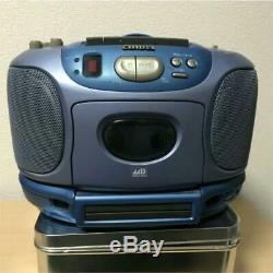Sega Mega CD Console Aiwa radio and cassette player Mega Drive Vintage Collector