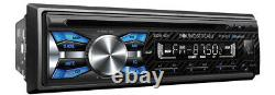 Single DIN CD Player, Bluetooth, USB Car stereo Radio-300 WATT Car 6.5 Speakers
