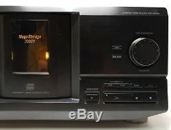 Sony CDP-CX230 200 FACH CD Wechsler / Player / Compact Disc Changer 1 J. Gewährl