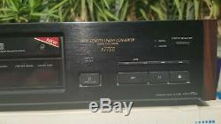 Sony CDP-X77ES Audiophile CD Player Mint Condition! With Original Box