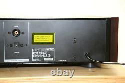 Sony CDP-X77ES REFERENCE Klasse High-End CD Player mit Fernbedienung