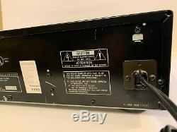 Sony CDP-XA3ES CD Player Audiophile Transport TESTED