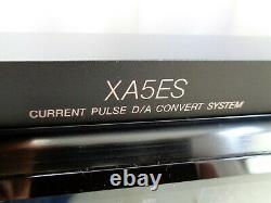 - Sony CDP-XA5ES HighEnd CD-Player mit Fernbedienung