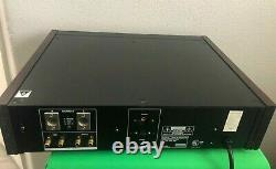 Sony Cdp-x77es Rare High End Audiophile CD Player