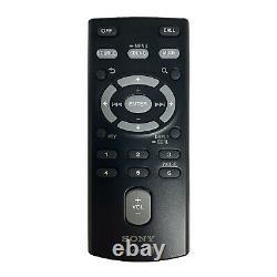 Sony MEX-N4300BT In-Dash Single DIN CD Player Bluetooth USB AUX Radio Receiver