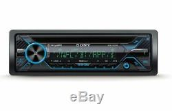 Sony MEX-XB120BT, Single Din AM/FM/CD/MP3 Player Car Stereo, Built-In Amplifier