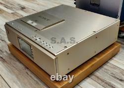 Sony SCD-777ES SACD/CD Player GOLD FACE FULLY TESTED 120V & SUPER CLEAN