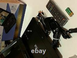 Sylvania 11.4-inch Portable Blu-ray Player Black SDVD1187