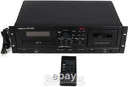 TASCAM CD-A580 CD / USB / Cassette Player / Recorder