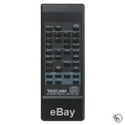 Tascam CD-RW900MKII Professional CD Recorder/ Player Advanced Playback Functions