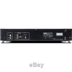 Teac CD-P650-B Compact Disc Player with USB and iPod Digital Interface Blk