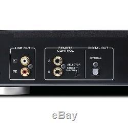 Teac CD-P650 CD Player with USB & iPod Digital Interface