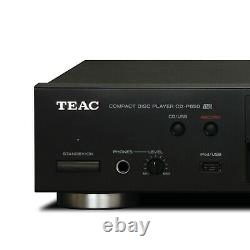Teac CD-P650 CD Player with USB & iPod Digital Interface (Open-Box)