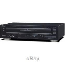 Teac PD-D2610MKII 5-Disc Carousel CD Player withRemote