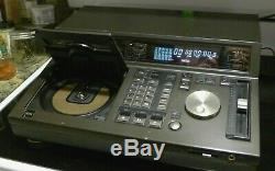 Tested Vintage Technics SL-P1300 Professional CD Player