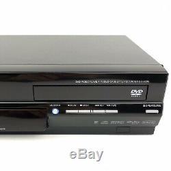 Toshiba SD-V295KU DVD VCR Combo Player Video Cassette Recorder Hi-Fi With Remote