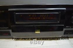 Vintage Pioneer Elite PDR-99 CD Player/Recorder With Manual In Original Box