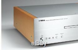 Yamaha CD player RCA connection exclusive design SA-CD silver CD-S1000 (S)